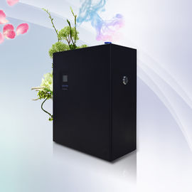 Black Shop Mall / Supermarket / Hotel Scent Diffuser Electric Low Noise